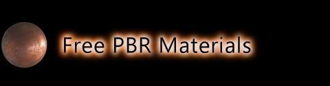 Free PBR Materials Logo