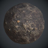 Cave Floor PBR Material 1