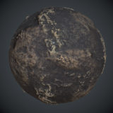 Cave Floor PBR Material 2