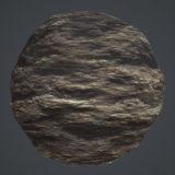 Cliff Rockface PBR Material