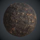Granite Rockface 1 PBR Material