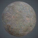 Older Plywood PBR Material