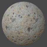 Limestone 3 Rock PBR Material