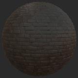 Sewer Brick PBR Material