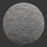 Gravel Path PBR Material