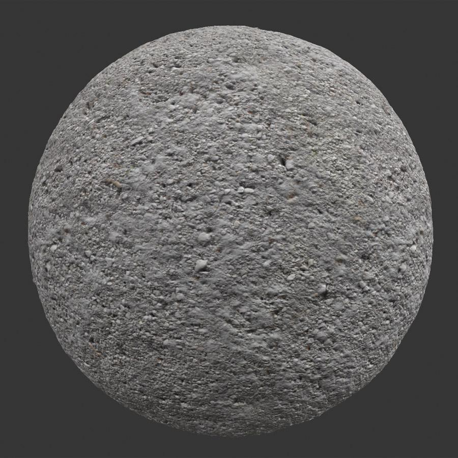 Gravel Path PBR Material