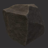 Sharp Rock PBR Model #1