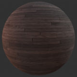 Narrow Floorboards 1 PBR Material