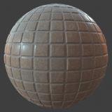Modern Tile 1 PBR Material