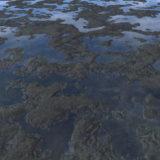 Tidal Pools 1 PBR Material