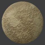 Desert Rock 1 PBR Material