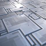Futuristic Panels 1 PBR Material