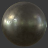 Scuffed Metal 1 PBR Material