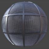 Metal Ventilation PBR Material