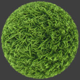 Stylized Grass 1 PBR Material