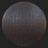 Metal Grate 1 PBR Material