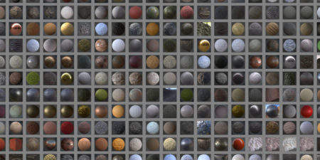 250+ PBR Textures and Counting