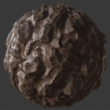 Cave Floor Rock PBR Material